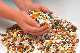 The Diminishing Dazzle of Drugs