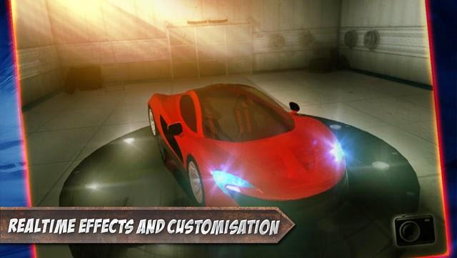 Speed X Extreme 3D Car Racing apk game