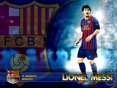 Lionel Messi Wallpaper terbaru