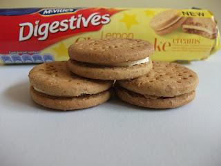 cheesecake digestives creams