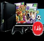 Xbox 360 + Kinect játékkonzol