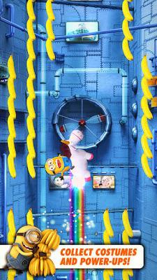 Despicable Me: Minion Rush لعبة مميزة جداً وممتعة لنظام أي او إس iOS وآي فون مجانية 1.3.0-IPA