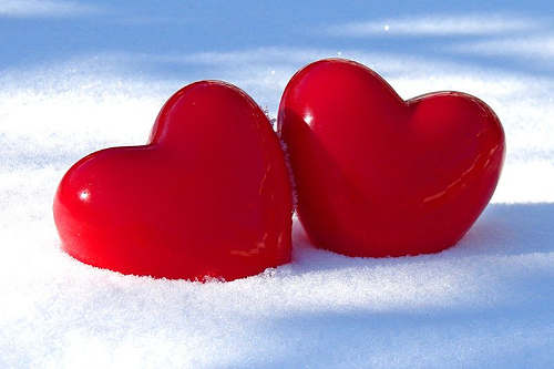 L 39 immagine allo specchio la forma del cuore - Cuori allo specchio ...