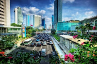 Best Honeymoon Destinations In Asia - Jakarta, Indonesia