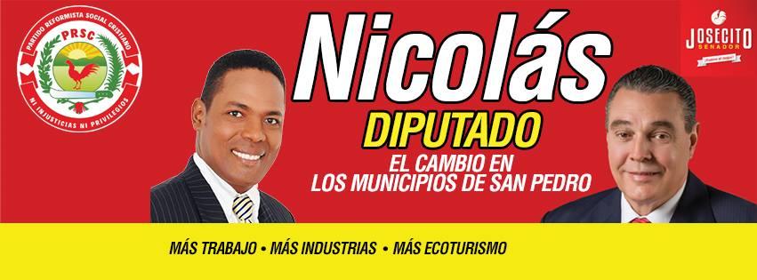NICOLAS JIMENEZ DIPUTADO