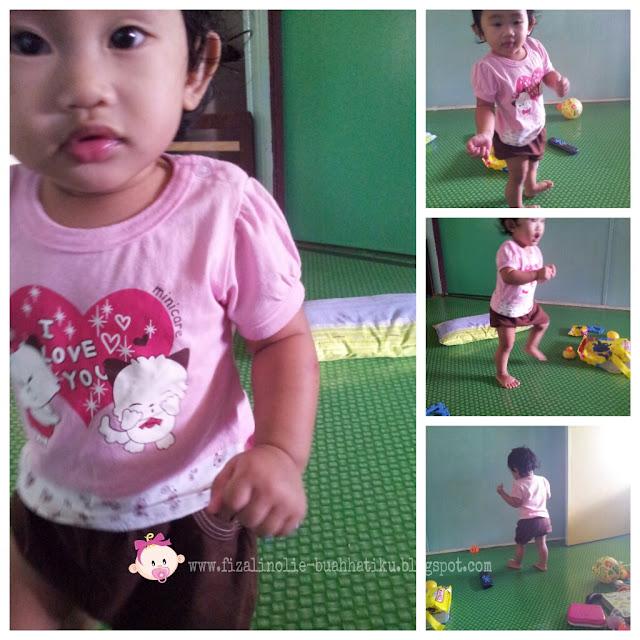 merangkak, berjalan, bilakah bayi berjalan, berapa umur bayi berjalan, bayi berjalan bila ek!, bayi berjalan