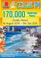 DXN PERU : TSI 2014 TO CANCUN (Qualify Period : 1st Aug 2013 - 31st July 2014)