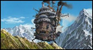 El castillo ambulante (2004), de Hayao Miyazaki