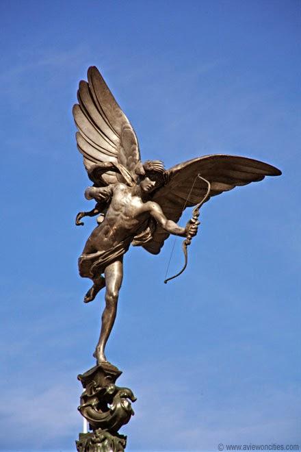 Eros-statue