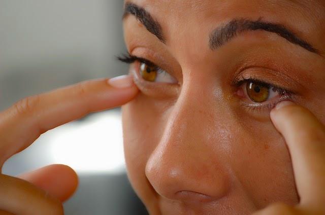 how to get rid of wrinkles under eyes