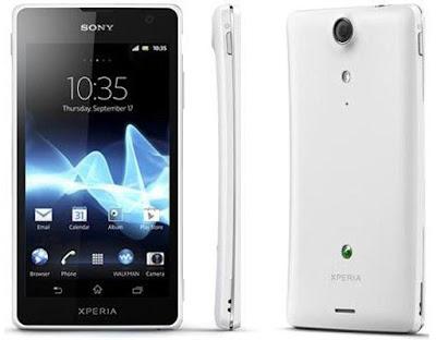 Sony Xperia J, V, T, TX Smartphone