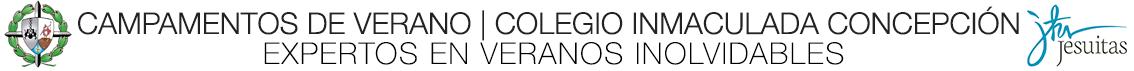 Campamentos de Verano   Colegio Inmaculada Concepción