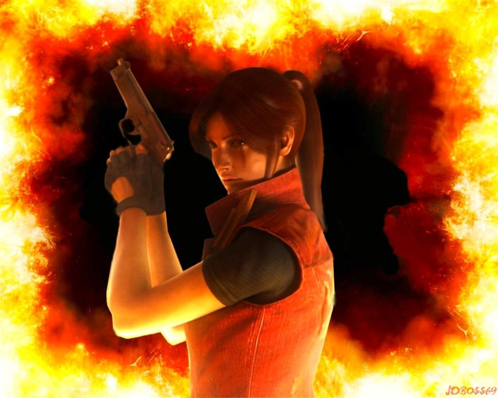 Resident Evil HD & Widescreen Wallpaper 0.627139618910851