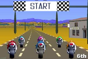 Turbo Spirit Bike Race game online flash
