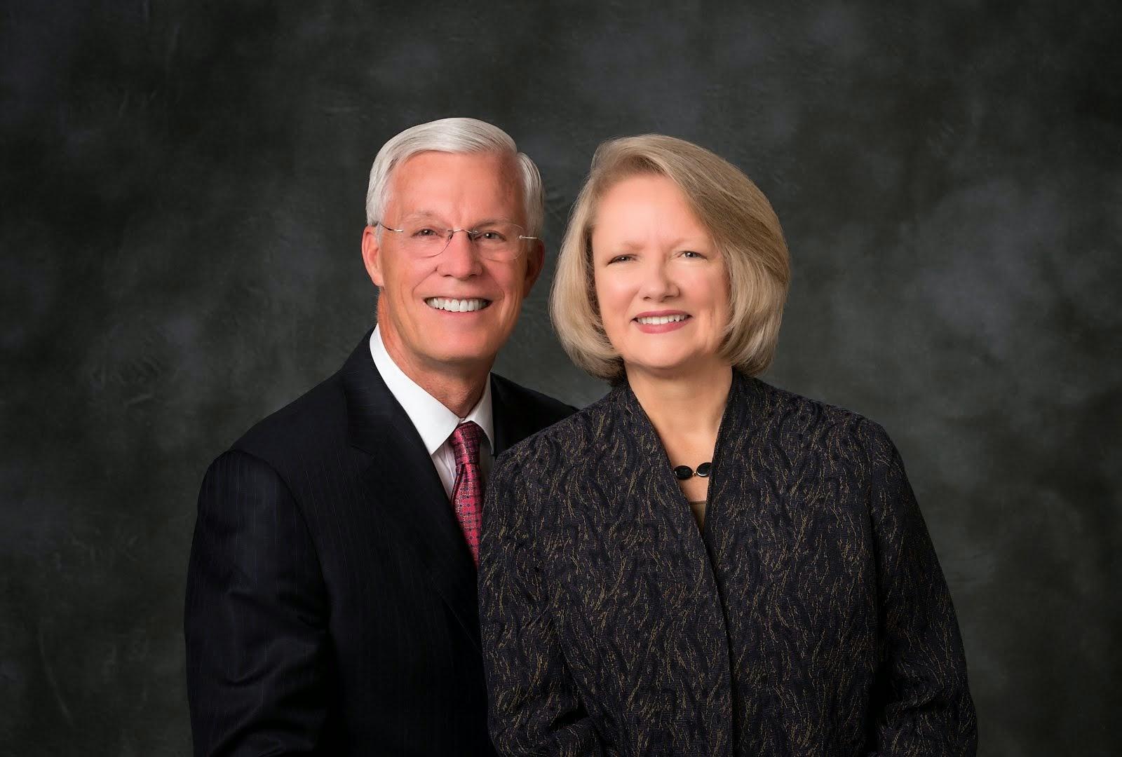 President & Sister Mullen