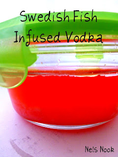 Swedish Fish Vodka