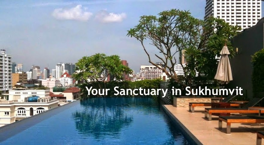 Bangkok Sukhumvit boutique condominium for rent near Nana BTS