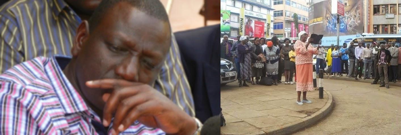 GHAFLA 254: Controversial City Prophetess Jemimah Wangari claims ...