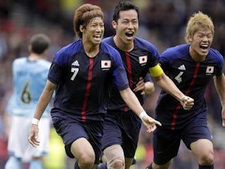 Spanyol Ditundukkan Jepang