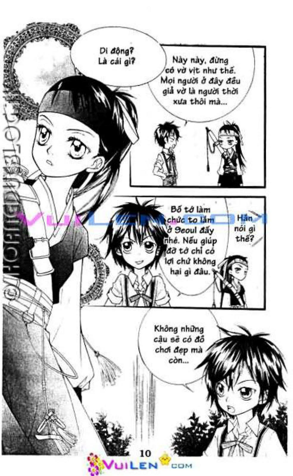 Cô dâu Heo - Pig Bride Chapter 1 - Trang 8