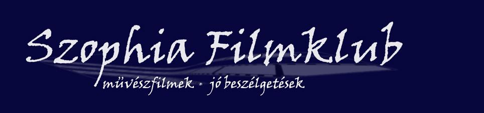 Szophia Filmklub