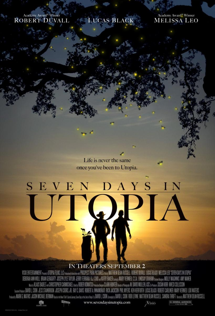 Seven Days in Utopia – DVDRIP LATINO