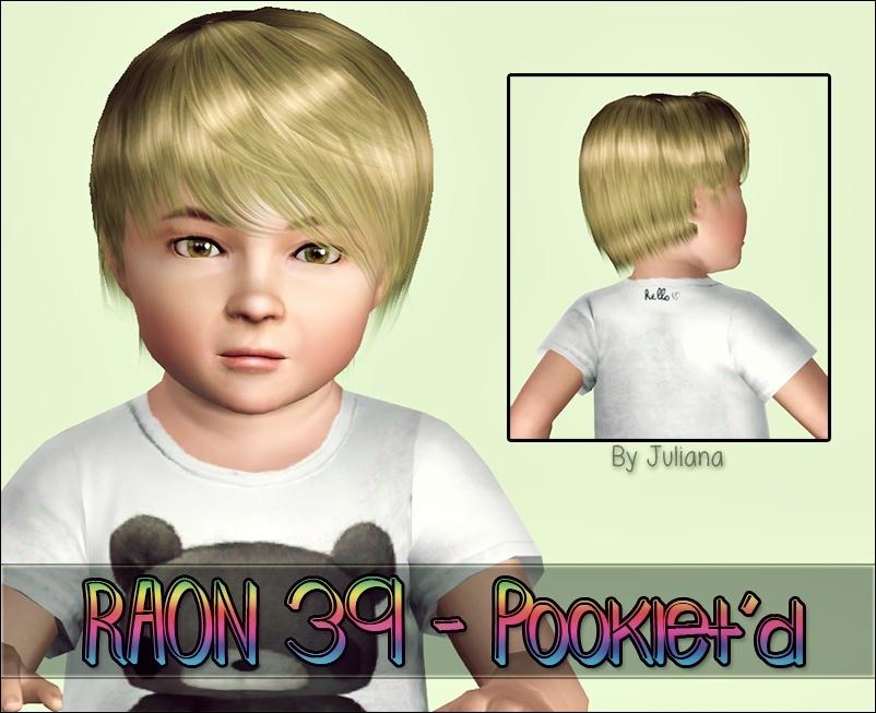 Sims 3 Toddler Hair