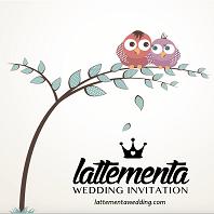 LatteMenta - Wedding Invitation