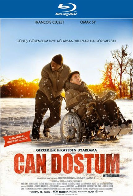 The Intouchables - Can Dostum - bluray poster
