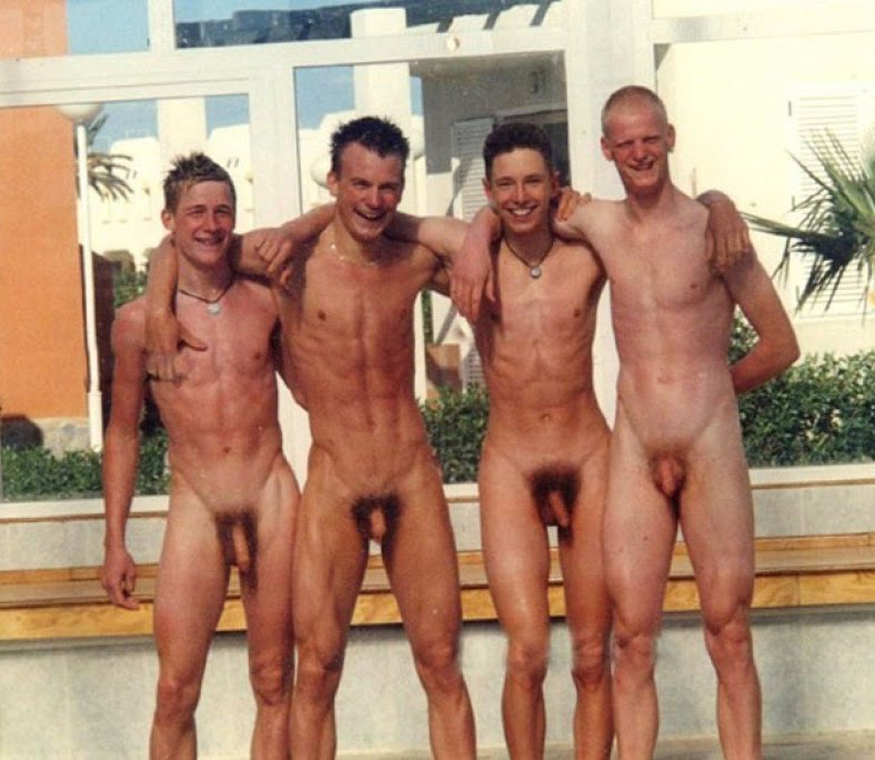 friends nude: