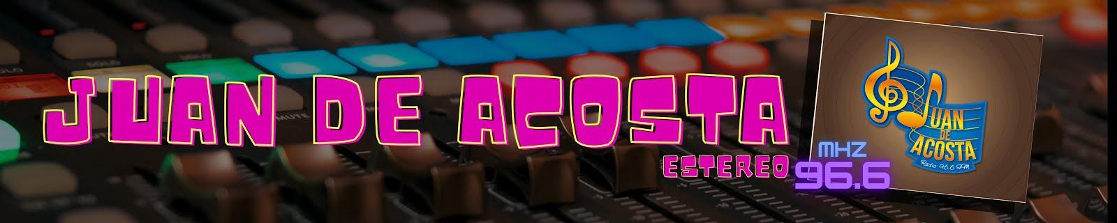 Juan de Acosta Radio