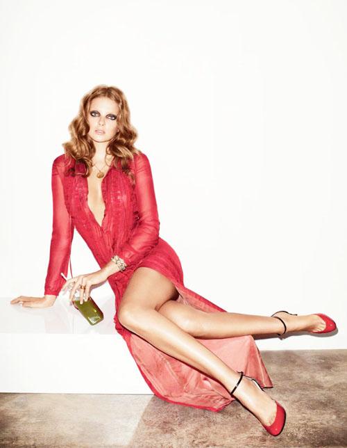 Eniko Mihalik 1 of top 10 top models of the world