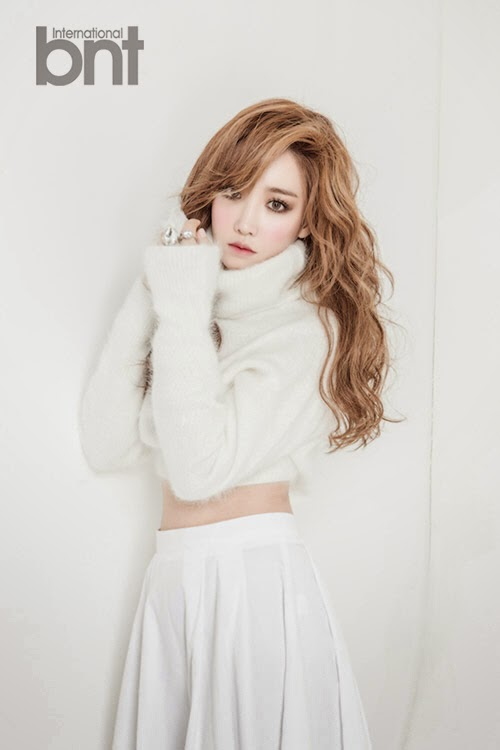 Lee Yoo Ri - bnt International November 2014