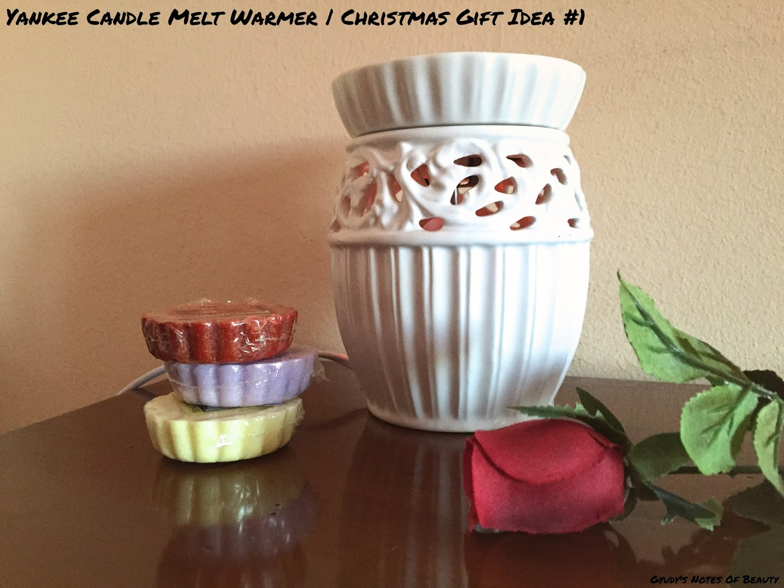 Yankee Candle Astbury Melt warmer