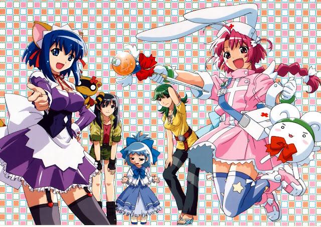 'Nurse Witch Komugi' Akan Dapatkan Adaptersi Anime TV Dengan Pemain Dan Karakter Baru