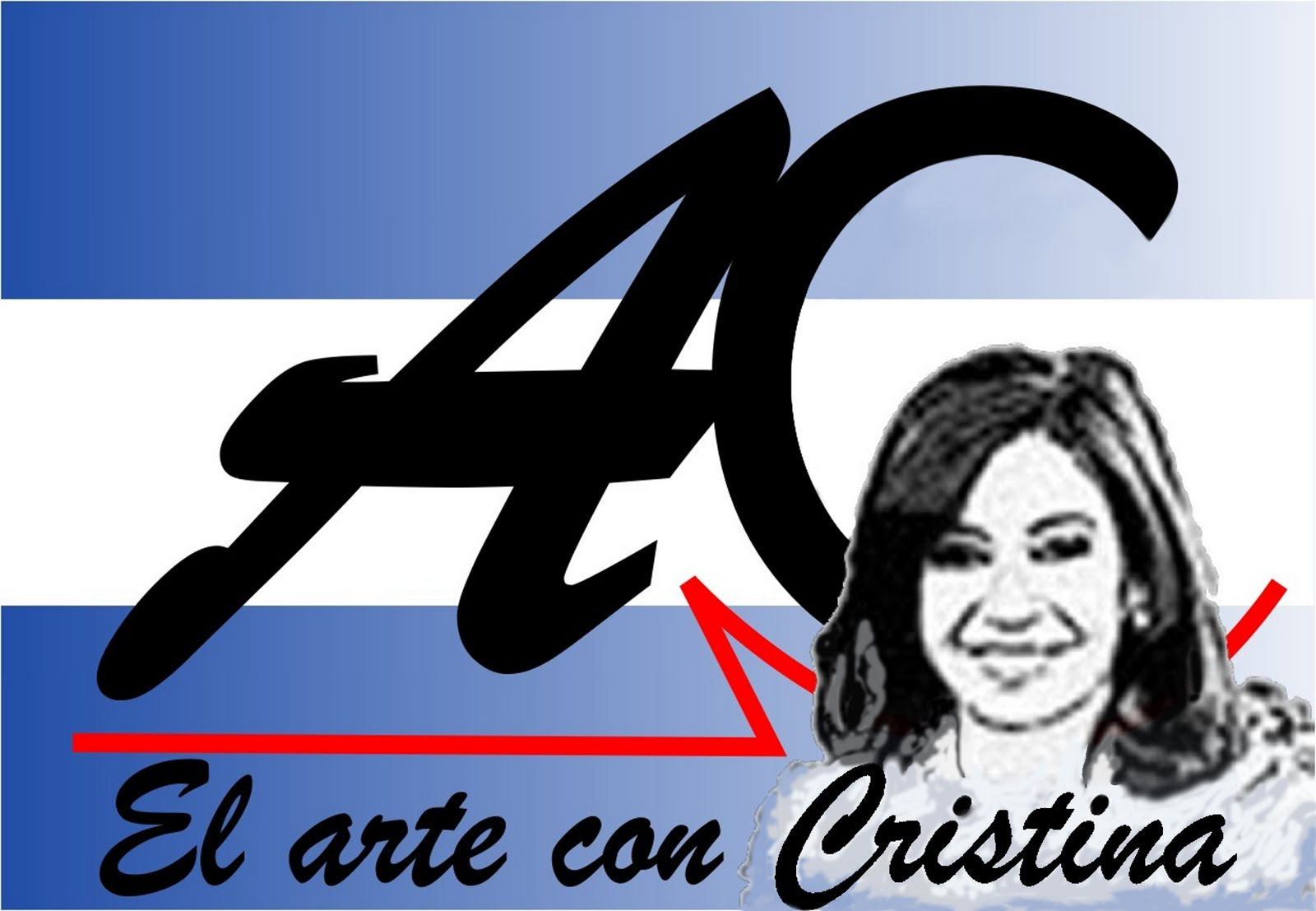 El arte con Cristina