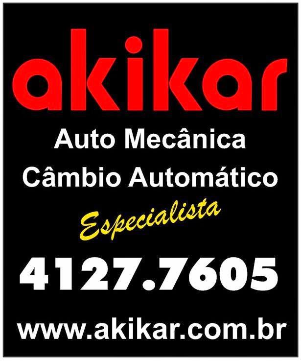 Conheça nossa oficina: Akikar Auto Mecânica