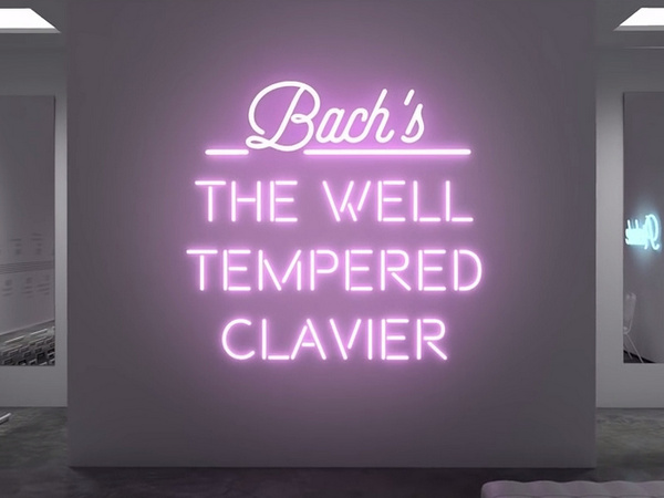 Bach: The Well Tempered Clavier (Video) | Dir: Alan Warburton | Sinfini Music