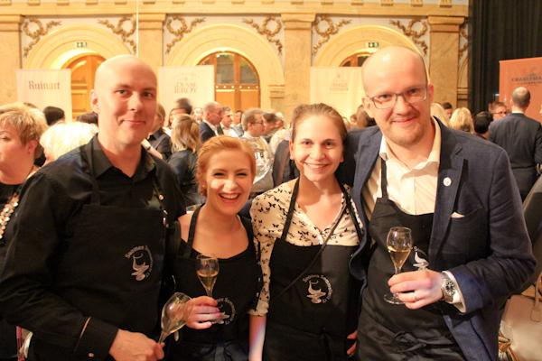 Grand Champagne Challenge 2015 finalistit - www.blancdeblancs.fi
