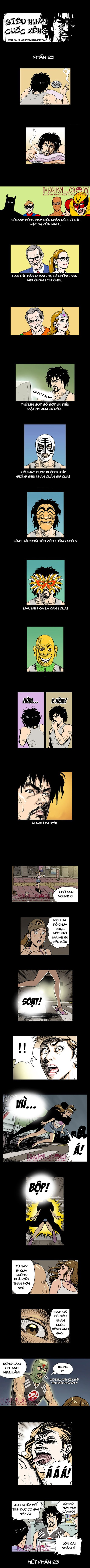Siêu nhân Cuốc Xẻng (full bộ) phần 23