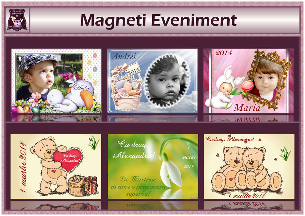 MAGNETI EVENIMENT