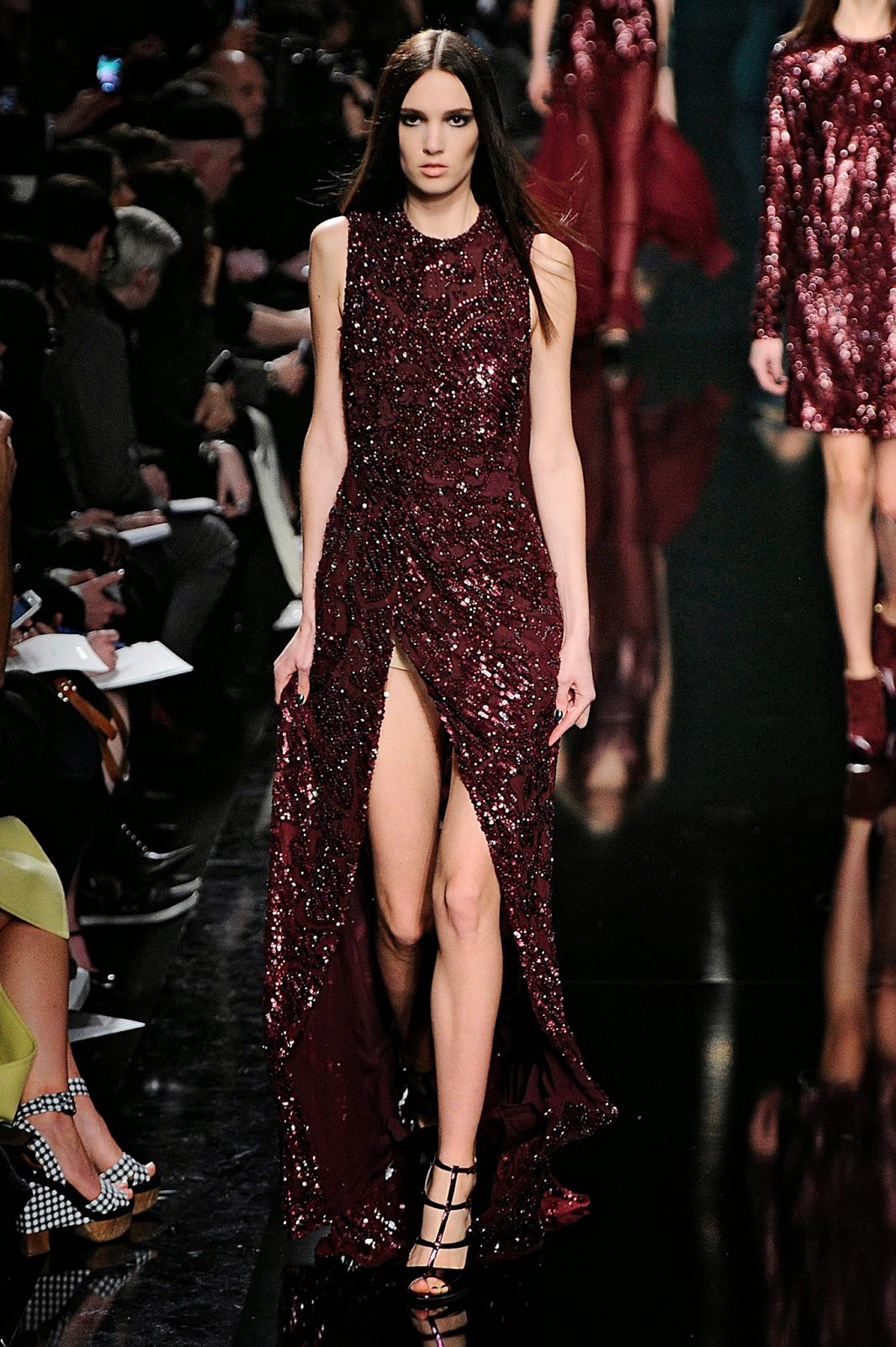 Fashion: Fall Winter 2014 Elie Saab Ready to Wear - Wallpaper Kingdom