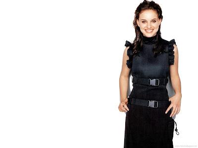 Actress Natalie Portman Wallpaper-414-1600x1200