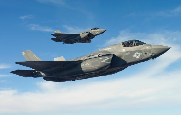 F-35B dan C