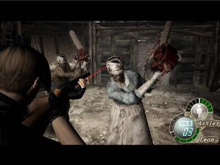 Resident Evil 4 [PS2]