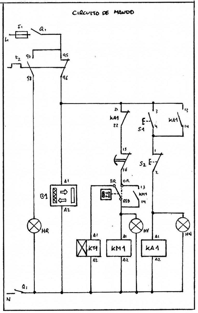 Pr ctica escaleras aut con c lula fotoel ctrica for Celulas fotoelectricas para puertas