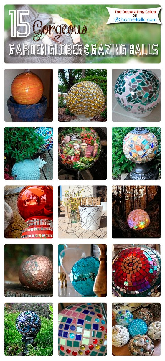 Garden Globe Curation