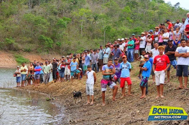 TRAGÉDIA  Duas crianças morre afogadas em Pedra Fina Bom Jardim PE