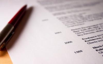 Format Penulisan DAFTAR ISI pada Skripsi atau Tugas Akhir