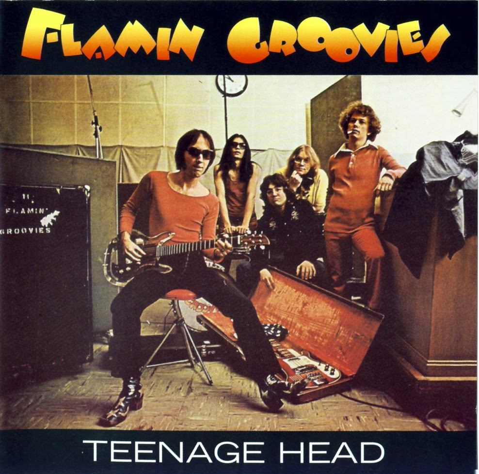 The Flamin Groovies Teenage Head